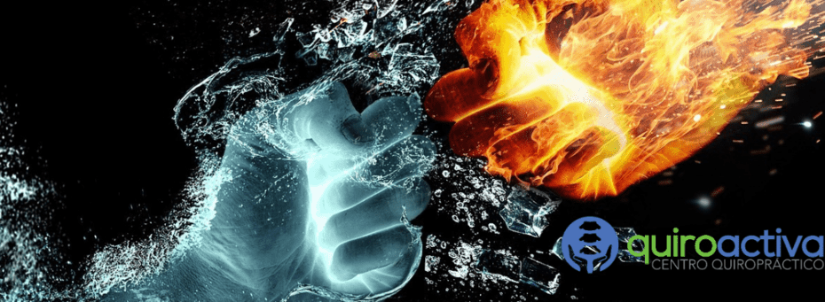 crioterapia terapia frio hielo