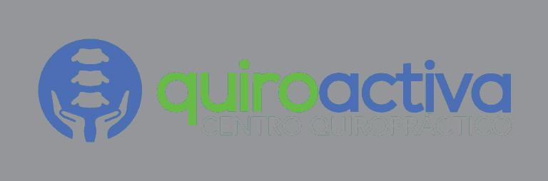 logo marca quiroactiva centro quiropractico